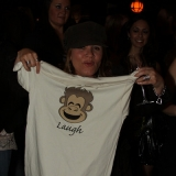 Laugh T-shirt winner